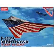 """Истребитель Nighthawk F-117A """"Last Flight"""""""