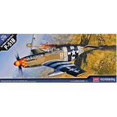 Истребитель P-51B Mustang