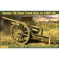 76,2 мм Советская пушка выпуска 1902/1930