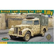 Британский легкий грузовик Tilly 10hp