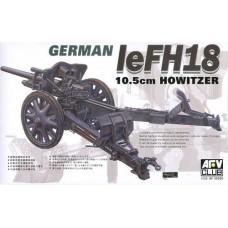 Немецкая гаубица FH18 105mm