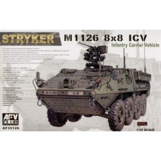 Американский бронетранспортер M1126 ICV Stryker