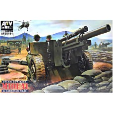 105 мм гаубица M101A1 на лафете M2A2