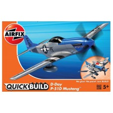 Истребитель P-51D Mustang (Lego сборка)