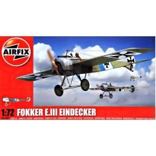 "Истребитель Fokker E.III ""Eindecker"""
