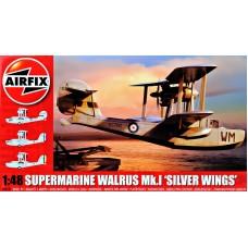 Самолет Supermarine Walrus Mk.1 'Silver Wings'