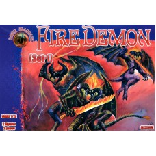 Огненные демоны, набор 1