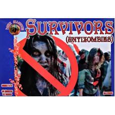 Выжившие (антизомби)