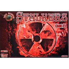 Сталкеры, набор 2