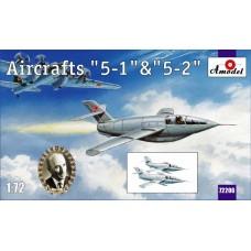 Aircrafts '5-1' & '5-2'