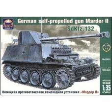Германская САУ Marder II