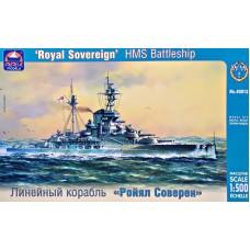"""Линейный корабль """"Ройял Соверен"""""""