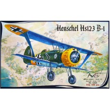 Henschel Hs123 B-1