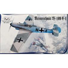 Messerschmitt Bf-109C-1 WWII German fighter
