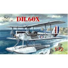Гидросамолет DH-60X