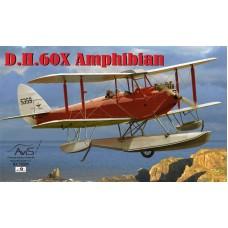 "Самолет DH-60X ""Amphibian"""