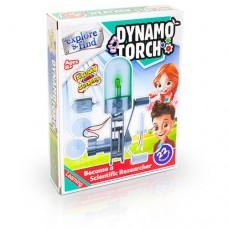 Динамо-фонарь - детский развивающий конструктор