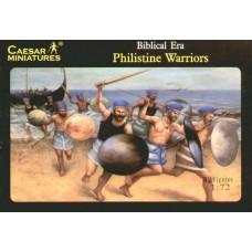 Библейская эра: Филистимские воины