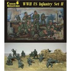 Американская пехота, 2 МВ, набор 2