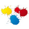 Краска водорастворимая