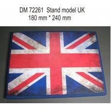 """Подставка для моделей """"Великобритания"""""""