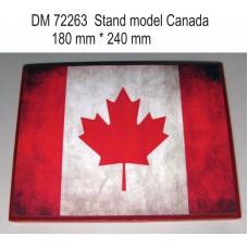 """Подставка для моделей """"Канада"""""""