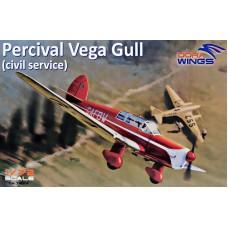 "Туристический самолет Percival Vega Gull ""civil registration"""