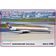"""Авиалайнер MD-80 """"JAS"""", ранняя версия"""