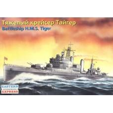 Крейсер HMS Tiger