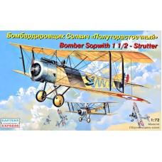 Бомбардировщик Bomber Sopwith 1 1/2-Strutter