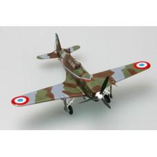 Моран-Солнье MS.406 истребитель второй мировой войны