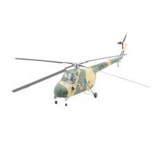 Стендовая модель вертолета Ми-4А