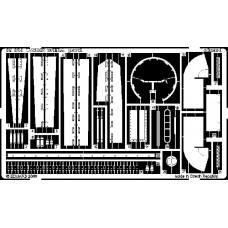 Набор фототравления 1/35 T-72 с ЕРА