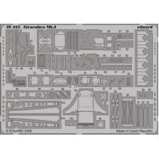 Фототравление 1/48 Airacobra Mk.I S.A. (Hasegawa)