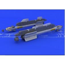 Смоляной набор 1/48 Управляемая ракета класса воздух-воздух R-73 / AA-11 Archer (Tamiya)