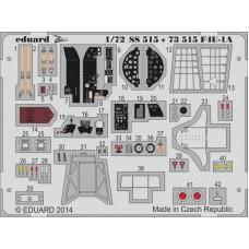Набор фототравления 1/72 F4U-1A S.A.