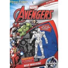 """3D Пазл """"Marvel"""": Военная машина"""