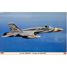 F/A-18C Hornet Chippy HO History