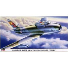 CANADAIR SABRE Mk.6 Canadian Armed Forces