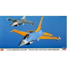 F-16C FIGHTING FALCON TEXAS ANG 111FS 90TH ANNIVERSARY