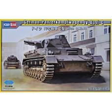 Немецкий танк Panzerkampfwagen IV Ausf C