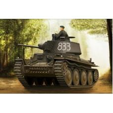 Немецкий танк Pz.Kpfw./Pz.BfWg 38(t) Ausf.E/F