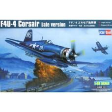 Истребитель F4U-4 Corsair late version
