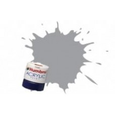 Краска водорастворимая HUMBROL бледно-серая (глянцевая)