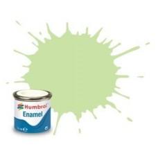 Алкидная эмалевая краска Humbrol, зеленая, пастельная (матовая)