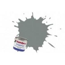 Краска эмалевая HUMBROL средне-серая США сатин