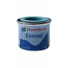 Эмалевая краска Humbrol, небесно-голубая RLM78 (матовая)