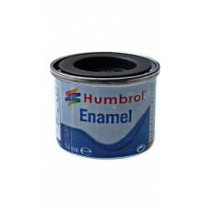 Эмалевая краска Humbrol, темно-коричневая RLM81 (матовая)
