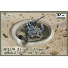 """37-миллиметровое зенитное артиллерийское орудие """"Breda"""""""