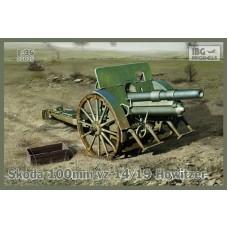 """10-см гаубица """"Шкода"""" 14/19 Howitzer"""